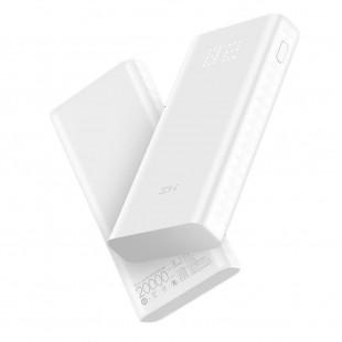 Power bank Xiaomi ZMI Aura 20000 mAh Type-C White (QB821)
