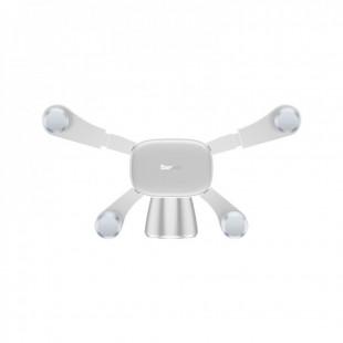 Автодержатель Baseus Horizontal Screen Gravity Vehicle (SUYL-HP02) White