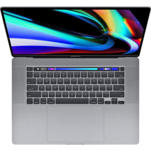 Apple MacBook Pro 16″ 16/512 Space Gray 2019 (MVVJ2)