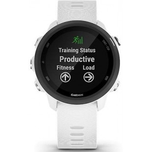 Спортивные часы Garmin Forerunner 245 Music White (010-02120-31/21)