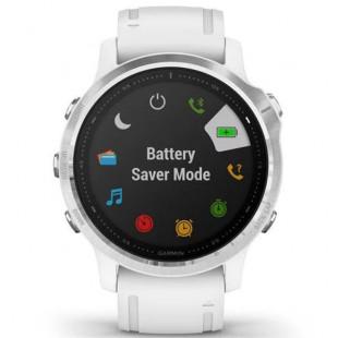 Спортивные часы Garmin Fenix 6S Silver/White (010-02159-00)