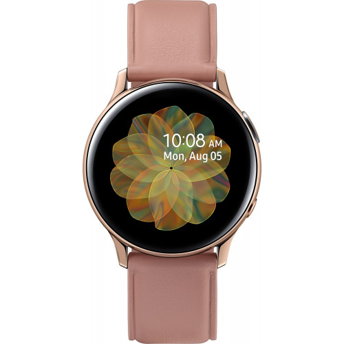 Samsung Galaxy Watch Active 2 40mm Gold Stainless steel (SM-R830NSDASEK) EU