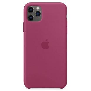 Чехол Apple Silicone Case Pomegranate (1:1) для iPhone 11 Pro Max