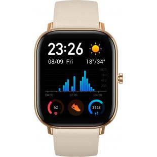 Смарт-часы Amazfit GTS Desert Gold