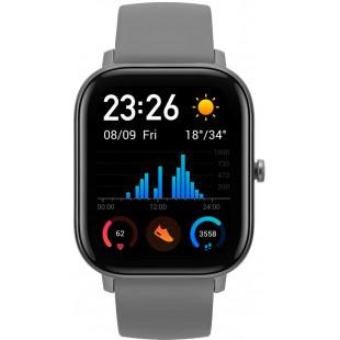 Смарт-часы Amazfit GTS Lava Gray