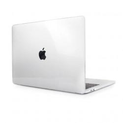 Чехол накладка для Apple MacBook Pro 16 (Прозрачный)