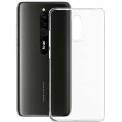 Силикон Xiaomi Redmi 8 Clear