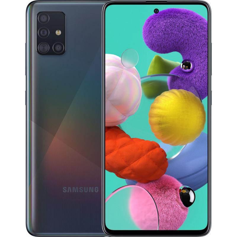 Samsung Galaxy A51 6/128Gb 2020 Black (SM-A515FZKWSEK) UA