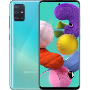 Samsung Galaxy A51 6/128Gb 2020 Blue (SM-A515FZBWSEK) UA