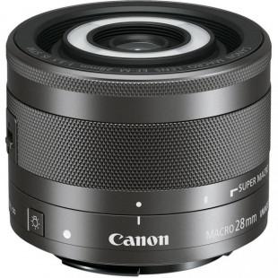 Объектив Canon EF-M 28mm f/3.5 Macro STM (1362C005) UA