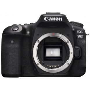 Фотоаппарат Canon EOS 90D body (3616C026) UA