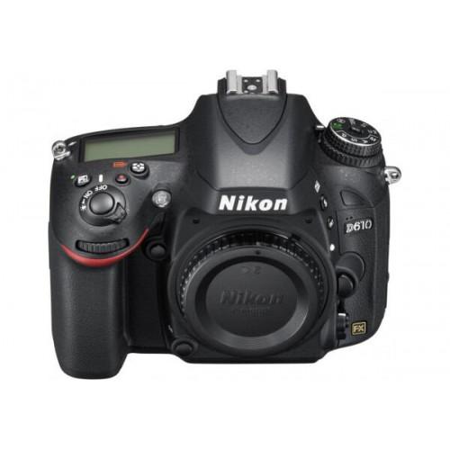 Фотоаппарат Nikon D610 body EU