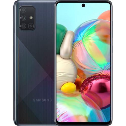 Samsung Galaxy A71 6/128Gb 2020 Black (SM-A715FZKUSEK) UA