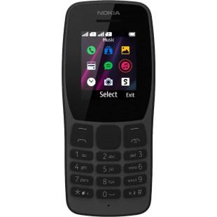 Nokia 110 2019 Dual Sim Black