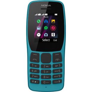 Nokia 110 2019 Dual Sim Blue
