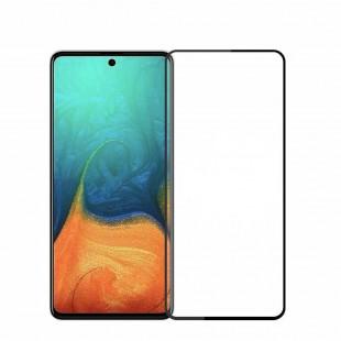Защитное стекло 5D Samsung Galaxy A71/M51/Note 10 Lite/S10 Lite (Black)