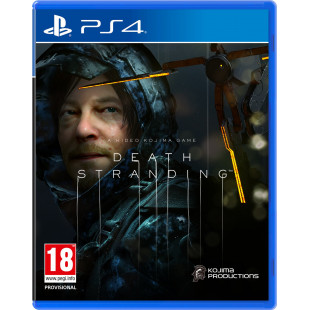 Диск PS4 Death Stranding