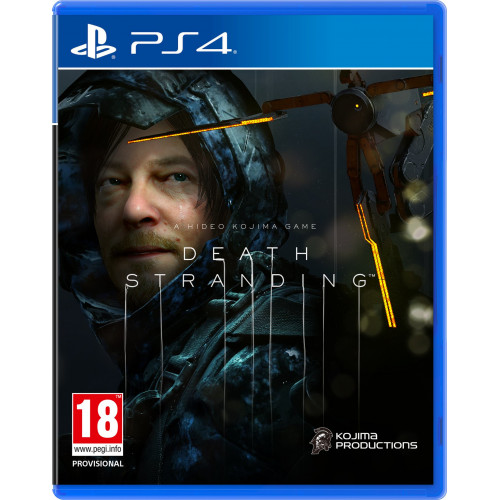 Диск PS4 Death Stranding