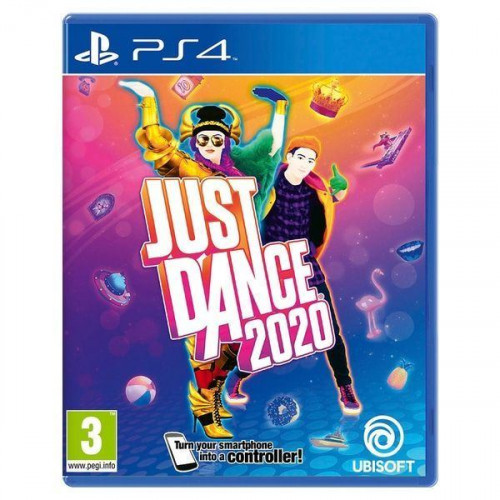 Диск PS4 Just Dance 2020