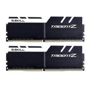 Оперативная память DDR4 16G KIT(2x8G) 3200MHz G.SKILL Trident Z Black 1.35V CL16 (F4-3200C16D-16GTZKW)