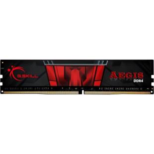 Оперативная память 8G 3200 G.SKILL AEGIS 1.35V CL16 Black (F4-3200C16S-8GIS)