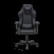 Кресло для геймеров DXRACER DRIFTING OH/DH73/N(чёрный)PU кожа, Al основание