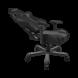 Кресло для геймеров DXRACER KING OH/KS06/N (чёрное) PU кожа, Al основа
