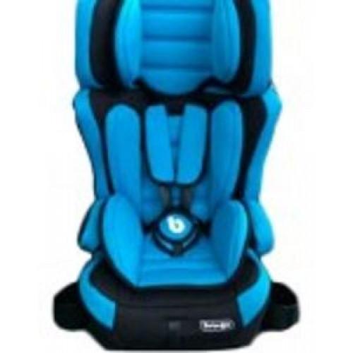 Автомобильное кресло ANMA Baby Сar Seat ECE R44/04 HDPE  (9-36 KGS) Blue