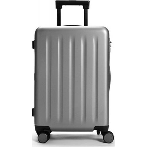 Чемодан RunMi 90 Points suitcase Grey Stars 20″