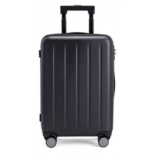 Чемодан RunMi 90 A1 Points suitcase Night Black 26″