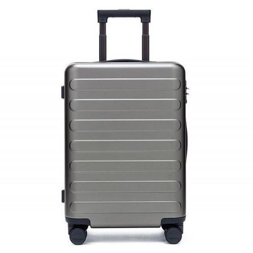 Чемодан RunMi 90 suitcase Business Travel Quiet Gray 28″