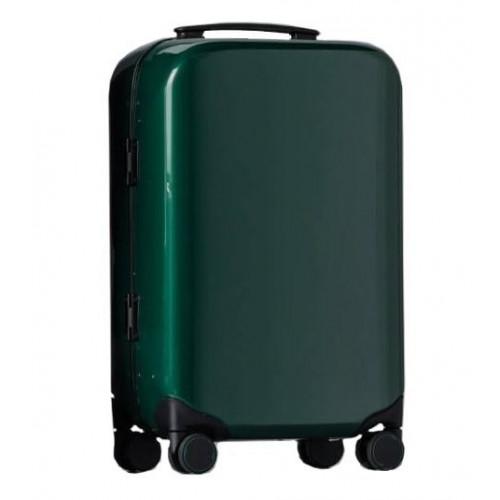 Чемодан RunMi 90 PC Smart Suitcase Dark Green 20″ 104604