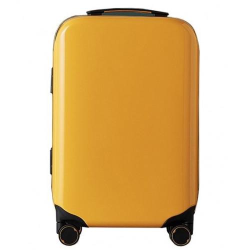 Чемодан RunMi 90 PC Smart Suitcase Yellow 24″