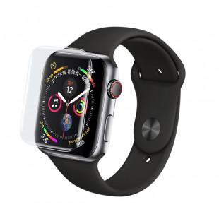 Защитное стекло UV Full Glue Apple Watch 40 mm