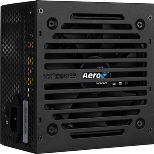Блок питания AEROCOOL VX PLUS 700 700W v.2.3 Fan12см APFC 80+ max Brown box
