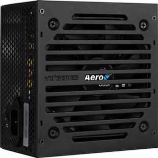 Блок питания AEROCOOL VX PLUS 800 800W v.2.3 Fan12см APFC 80+ max Brown box