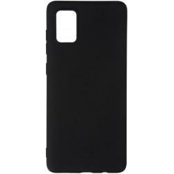 Силикон Samsung A71 2020 A715 Black