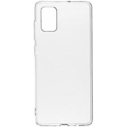 Силикон Samsung A71 2020 A715 Clear