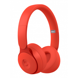 Наушники Beats by Dr. Dre Solo Pro More Matte Collection - Red (MRJC2)