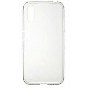 Силикон Samsung A01 A015F 2020 Clear