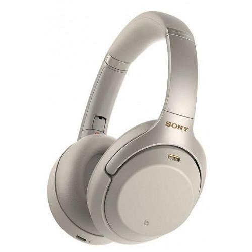 Наушники Sony WH-1000XM3 Noise Cancelling Headphones Silver (WH-1000XM3G)
