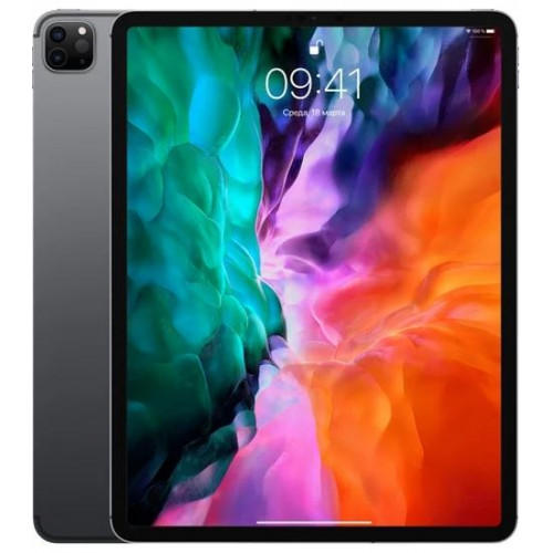 Apple iPad Pro 12.9 2020 Wi-Fi + Cellular 512GB Space Gray (MXG02, MXF72)