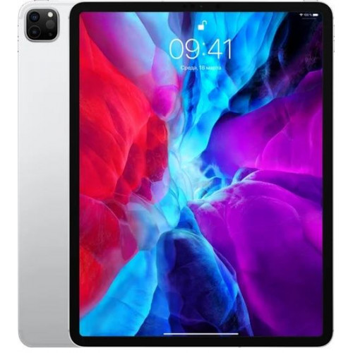Apple iPad Pro 12.9 2020 Wi-Fi 512GB Silver (MXAW2)