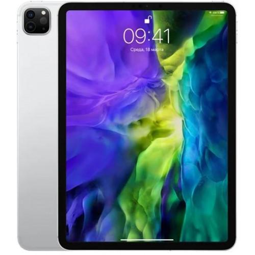 Apple iPad Pro 11 2020 Wi-Fi + Cellular 512GB Silver (MXF02, MXE72)