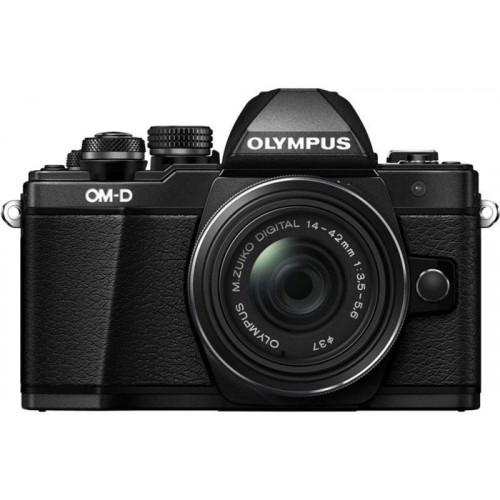 Фотоаппарат Olympus OM-D E-M10 Mark II kit (14-42mm) IIR EU