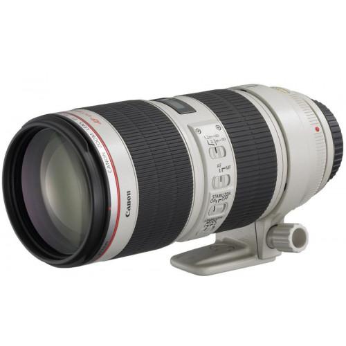 Объектив Canon EF 70-200mm f/2.8L USM (2569A018) UA