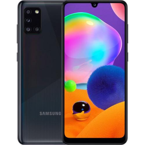 Samsung Galaxy A31 4/128GB Black (SM-A315FZKVSEK) UA