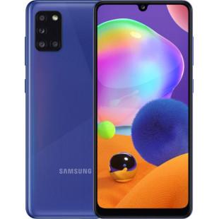 Samsung Galaxy A31 4/128GB Blue (SM-A315FZBVSEK) UA
