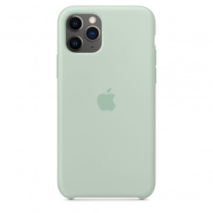 Чехол Apple iPhone 11 Pro Silicone Case - Beryl (MXM72)