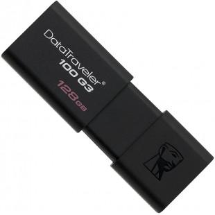 Флешка Kingston USB3.1 128GB DataTraveler 100 G3 (DT100G3/128GB)